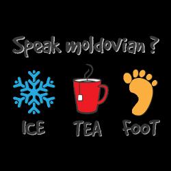 IceTeaFooT non moldovean